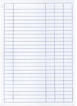 Cash Book Format Sample