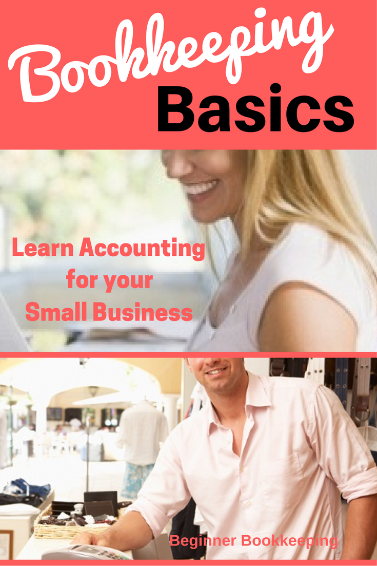 Bookkeeping Basics for Small Business