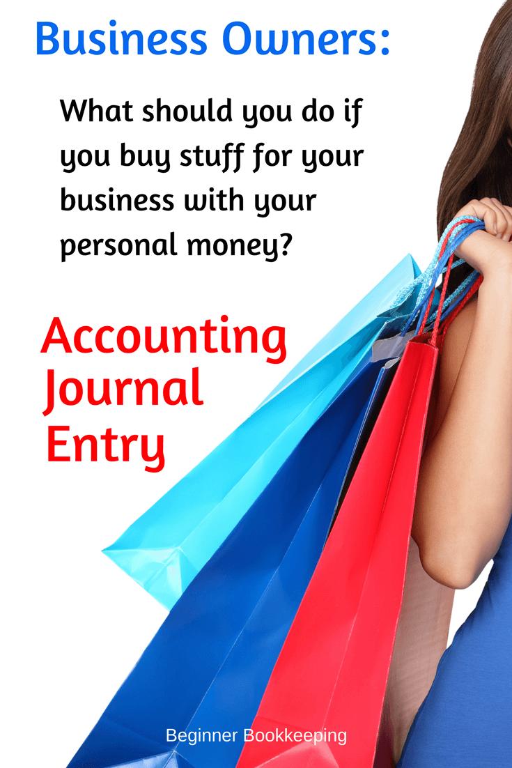 Bookkeeping Journals