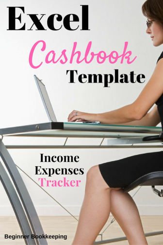 Excel Cashbook Template Income Expenses Tracker