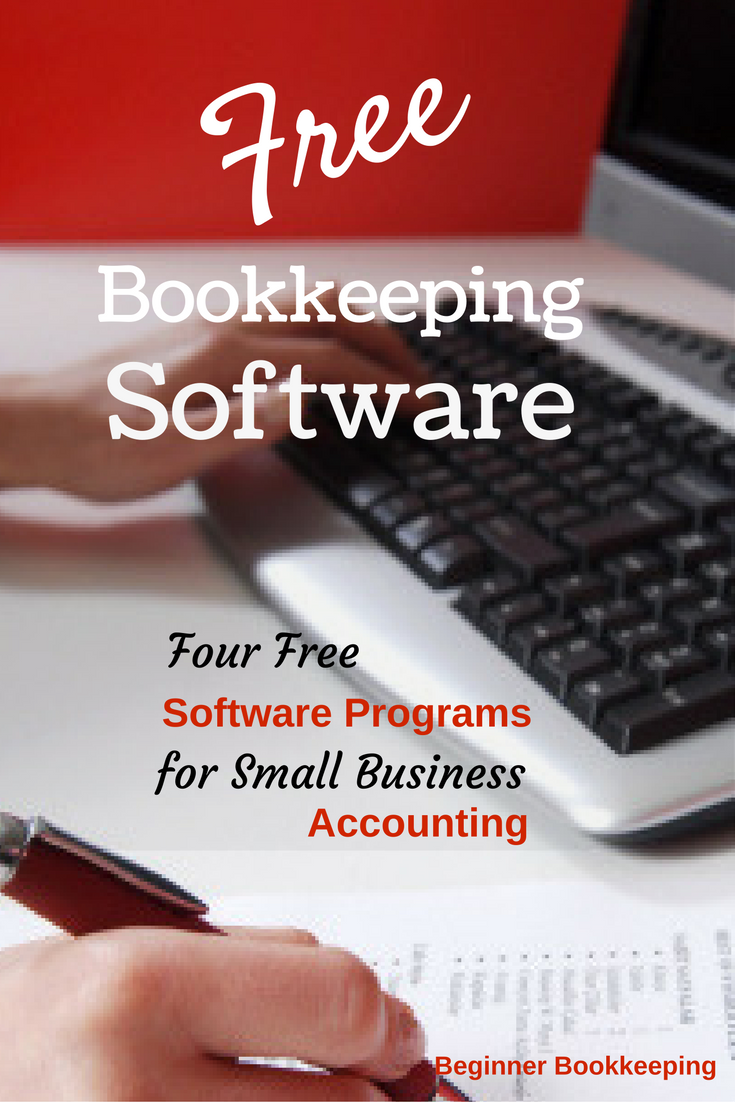 Free Bookkeeping Software