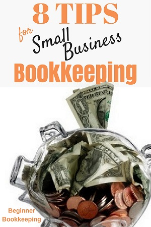 Small Business Bookkeeping Tips