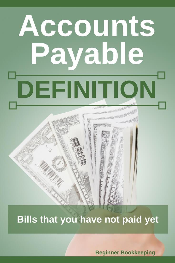 Accounts Payable Organization