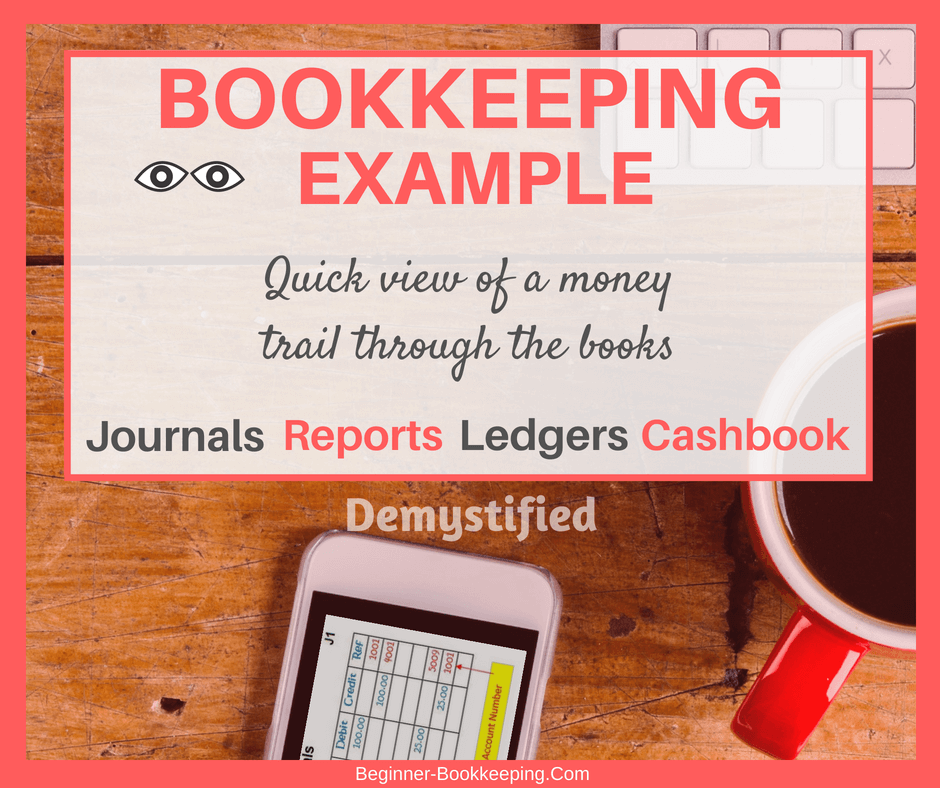 Bookkeeping Example