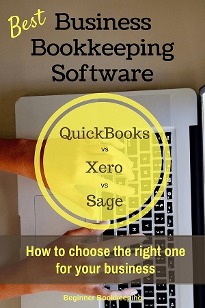 Compare the best business bookkeeping software available.