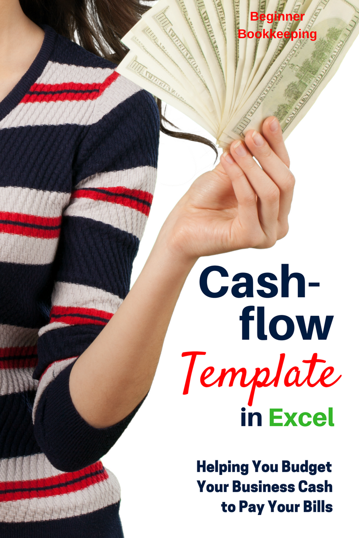 Cashflow Form in Excel