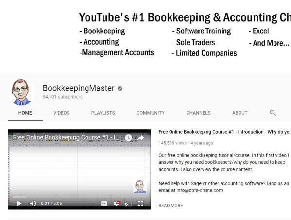 free online bookkeeping courses with certificates canada