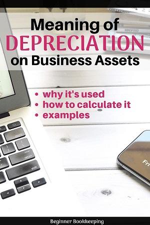 Depreciation Meaning