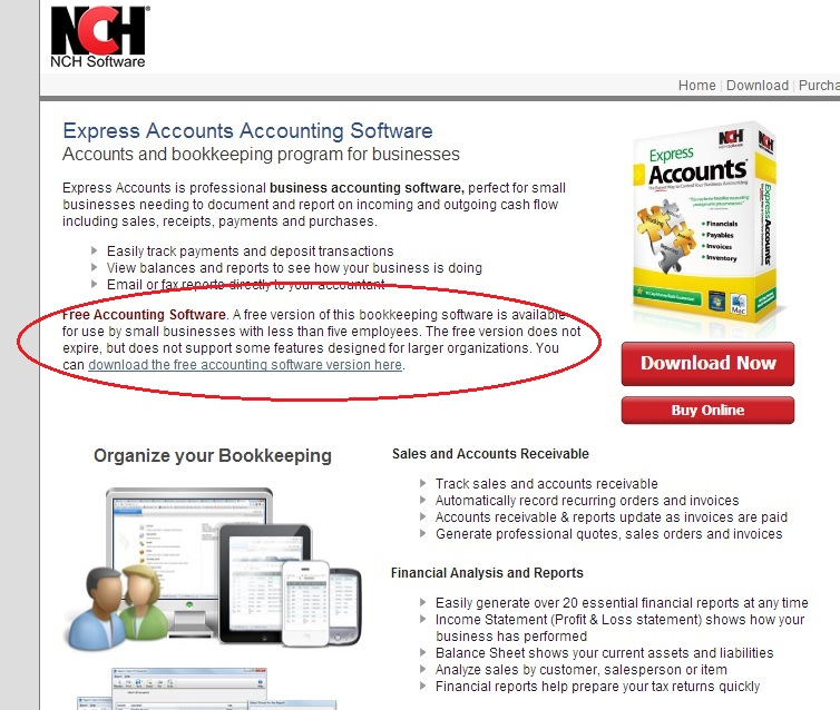 bookkeeping software free and easy to use