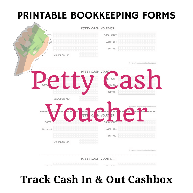 Free Bookkeeping Forms and Accounting Templates | Printable PDF