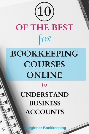 Free Bookkeeping Courses