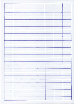 Cash Book Format Sample