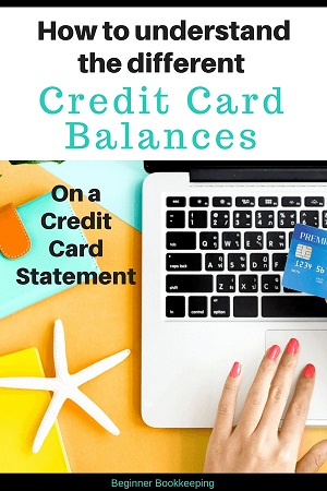 What is Credit Card Balance